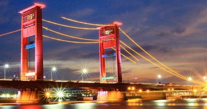 Tuan Rumah Asian Games, Ini Destinasi Wisata Palembang ...