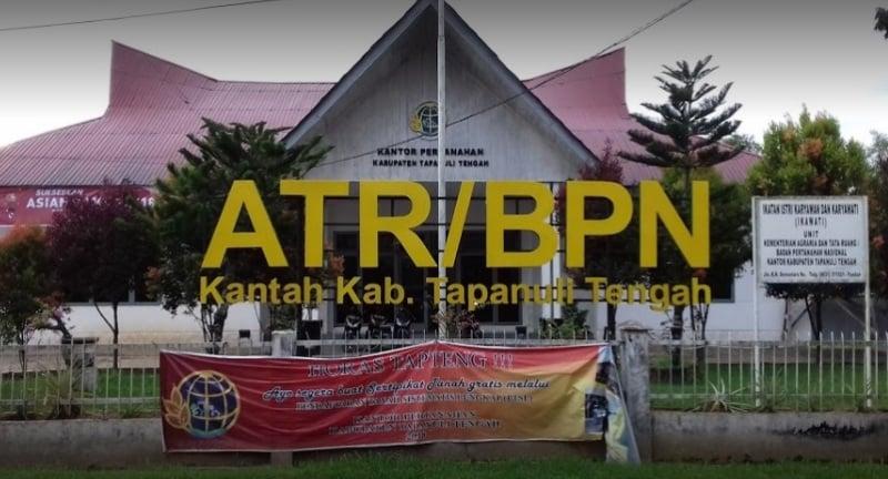 BPN Tapanuli Tengah Dapat Kuota 3.000 PTSL – Smart News