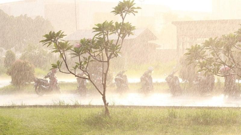 Potensi Hujan Lebat di Sibolga Tapteng