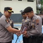 10 Polisi di Padangsidimpuan