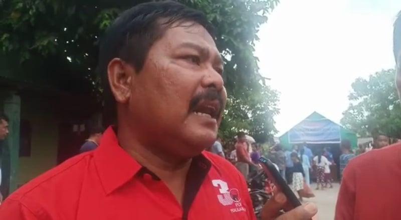 Bakal Calon Wakil Wali Kota Sibolga Edi Polo SItanggang