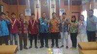 DPC GMNI Silaturahmi dengan Wali Kota Sibolga