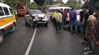 Kecelakaan di Jalan Menikung