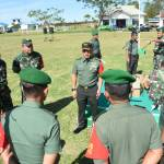 TNI Siapkan Pengamanan Jelang Kunjungan Raja dan Ratu Belanda ke Tapanuli