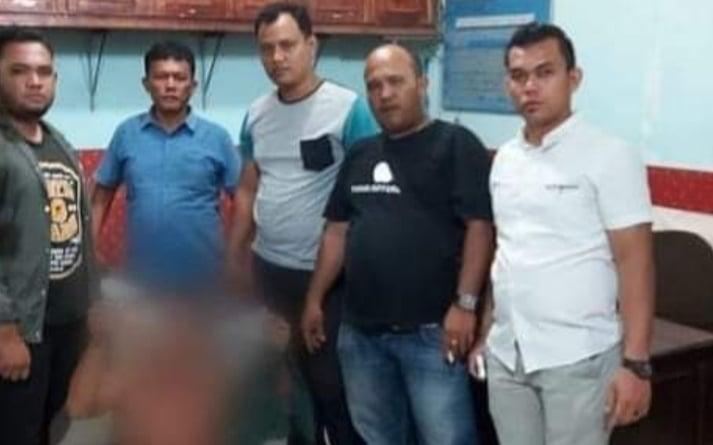 Polisi Bekuk Buronan Pembobol Rumah di Padangsidimpuan