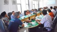 BPS Gelar Sosialisasi Sensus Penduduk di DPRD Tapteng