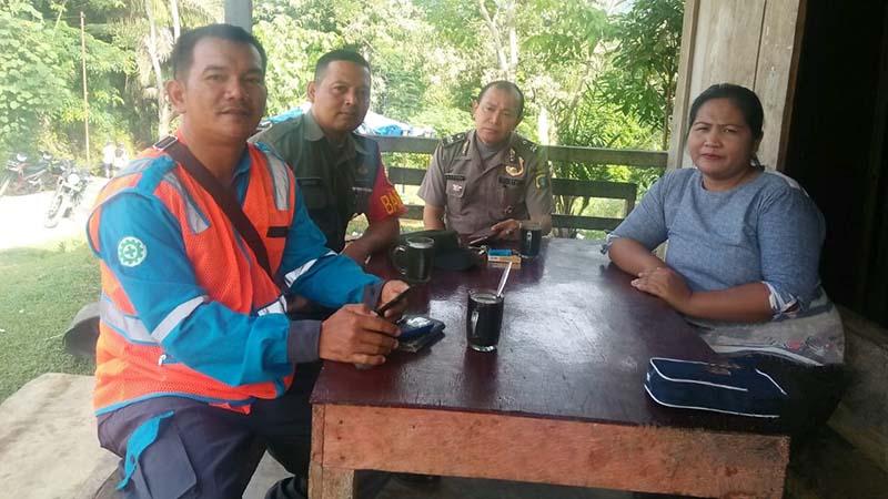 TNI-Polri Jalin Komsos dengan Masyarakat