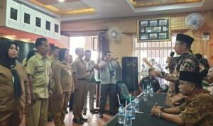 Pelantikan Sekretariat PPK Sibolga