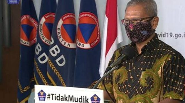 Update COVID-19 di Indonesia