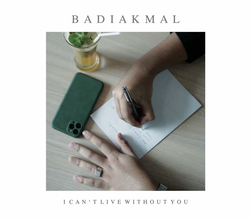 Badi Akmal Rilis Single Perdana