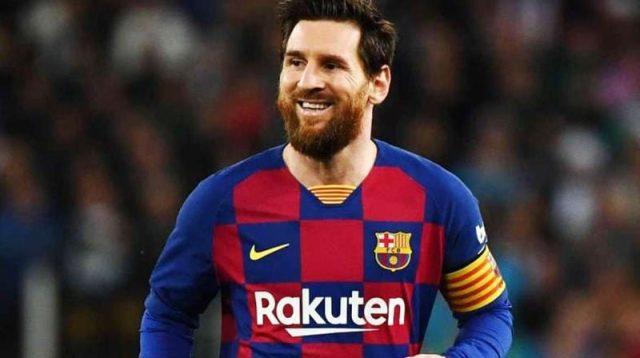 Messi Sampaikan Pesan pada Tim Medis