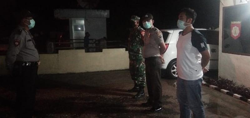 TNI dan Polri Gencarkan Patroli Malam