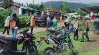 Cegah Corona, TNI Semprot Rumah Penduduk