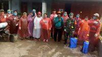TNI Cegah COVID-19 di Lau Simere