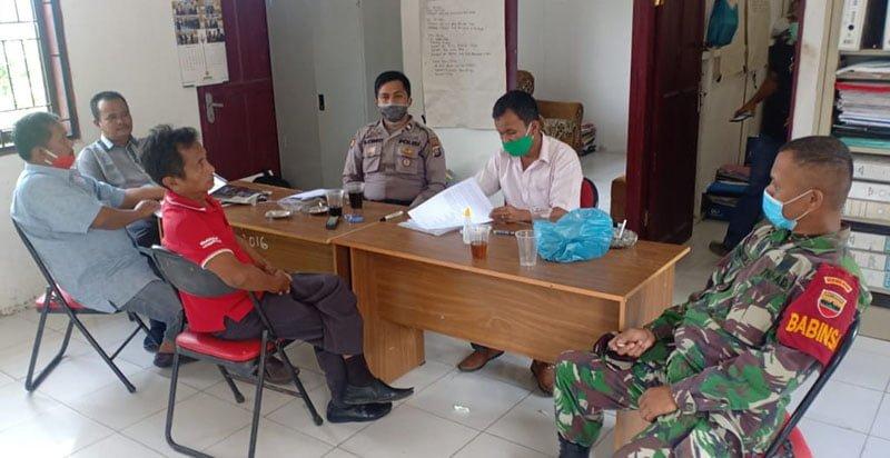 TNI dan Polri Jalin Komsos