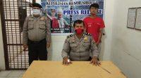 Pemuda Asal Tapteng Diamankan Polisi