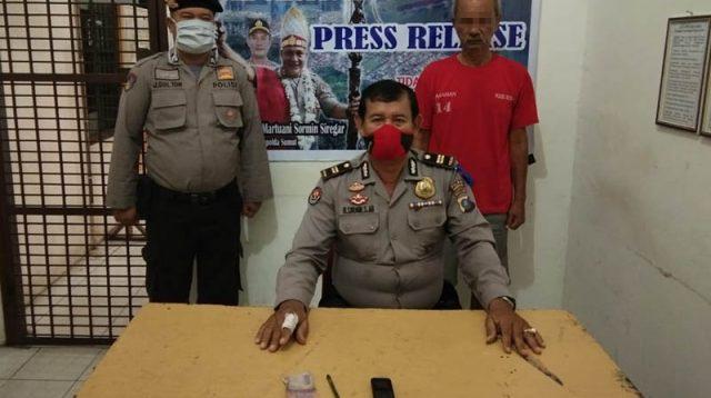 Polisi Amankan Sopir