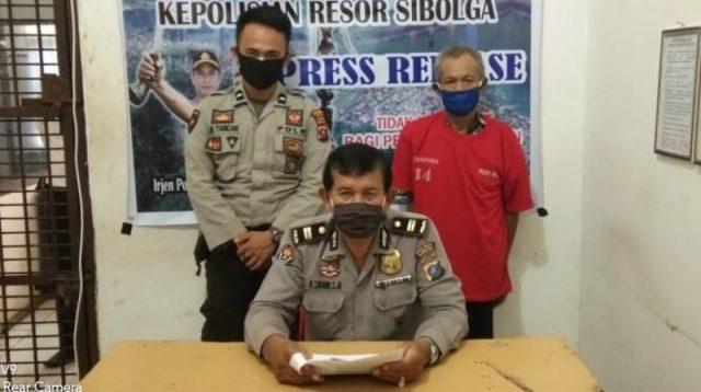 Polisi Tangkap Penjual Ganja