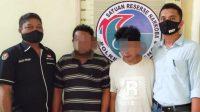 Tangkap DPO, Polisi Sita Ganja