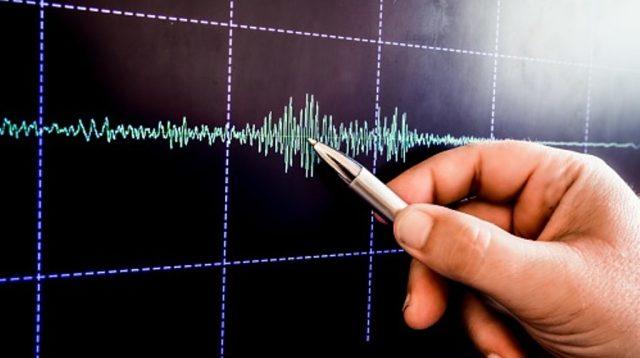 Ilustrasi Getaran Gempa