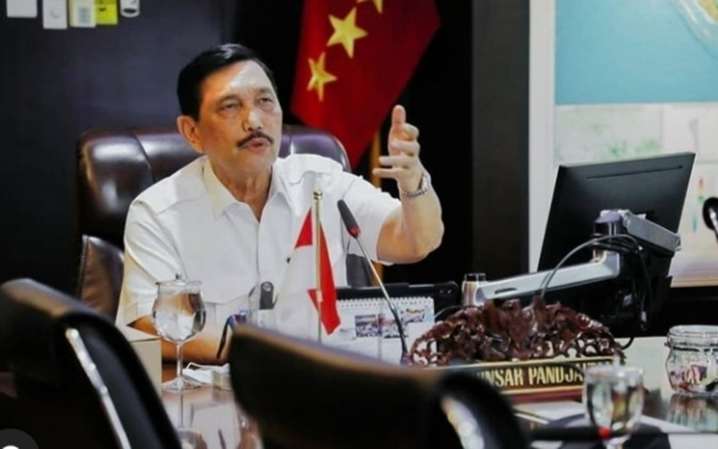 Menteri Koordinator Bidang Kemaritiman dan Investasi, Luhut Binsar Pandjaitan. (FOTO: dok_istimewa)