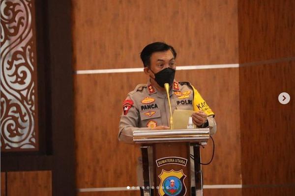 Kapolda Sumut, Irjen Pol RZ Panca Putra Simanjuntak