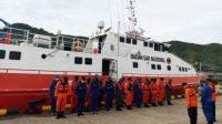 KM.Mikhel Hilang Kontak Antara Perairan Pulau Mursala dan Pulau Sorkam Tapteng.