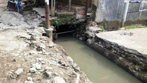 Sempat dicek Bobby, parit penyebab banjir Medan belum selesai diperbaiki