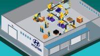 Pabrik Hyundai