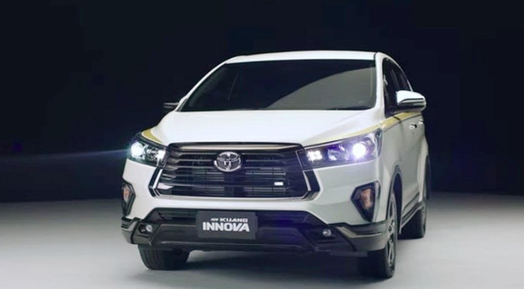Toyota Kijang Innova Limited Edition