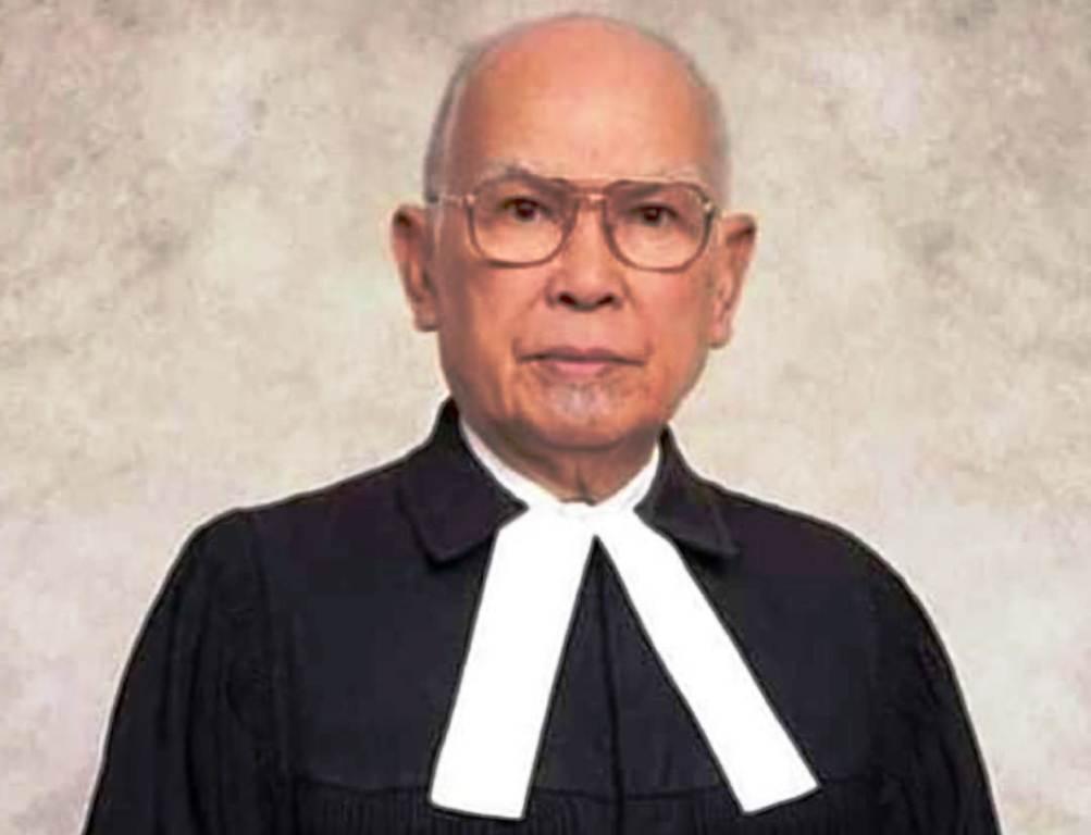 Pendeta Soritua Albert Ernst (SAE) Nababan meninggal dunia.