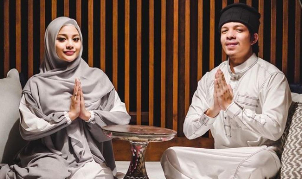 Atta Halilintar dan Aurel Hermansyah. (Foto: dok_instgram)