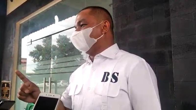 Bupati Tapteng Bakhtiar Ahmad Sibarani.
