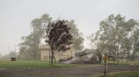 Ilustrasi Cuaca Buruk. (Foto: Istockphoto)
