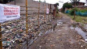 di Jalan Cempaka, Gang Kurnia, Kelurahan Sari Rejo, Kecamatan Medan Polonia, Senin (10/5/2021) (Foto: detikcom)