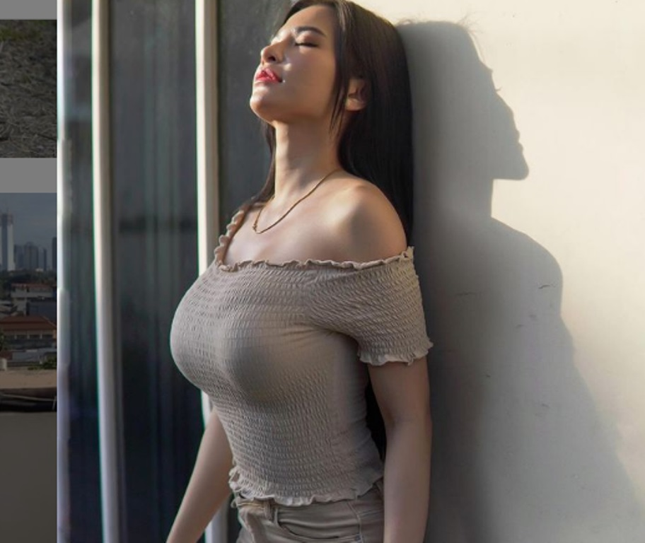 Maria Vania. (Foto: Instagram)
