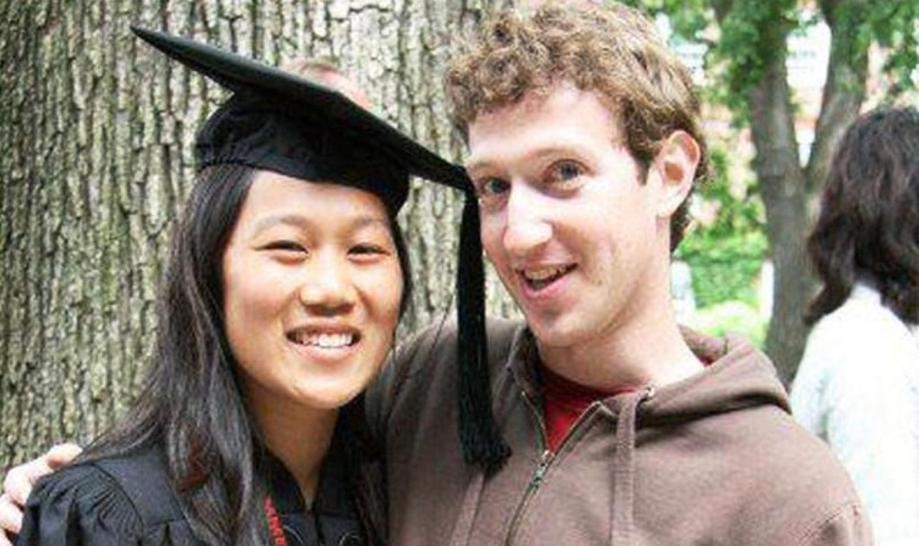 Mark Zuckerberg dan istrinya Priscilla Chan. (Foto: dok_instagram)