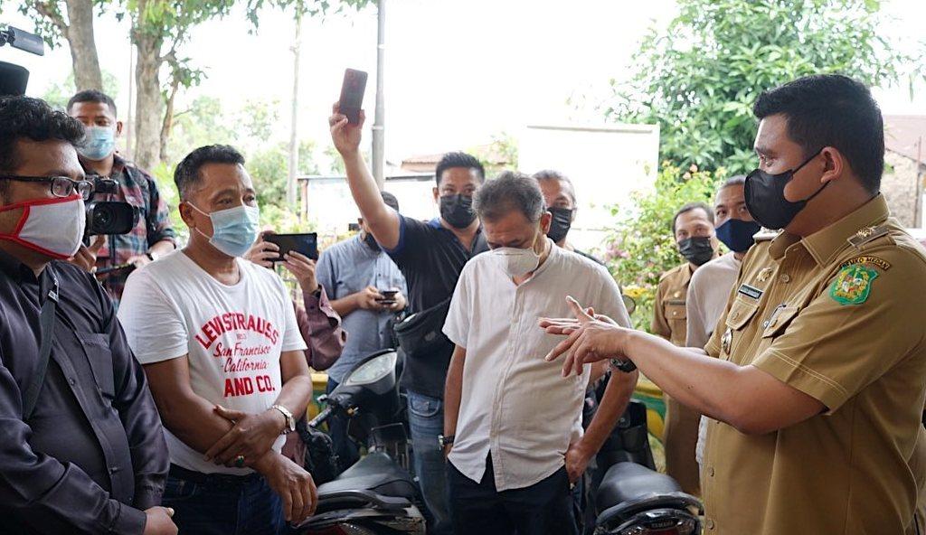 Wali Kota Medan Bobby Nasution. (Foto: dok_istimewa)