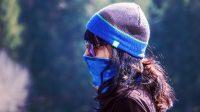 Wanita pakai masker. (Foto: Pixabay)