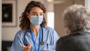 Foto: Ilustrasi pemeriksaan kesehatan. (Istockphoto)