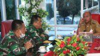Kementerian Pertahanan Hunjuk Taput Sediakan Lahan Food Estate