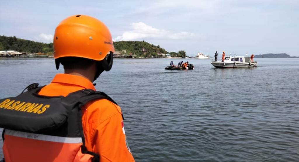 Basarnas Nias-Pos SAR Sibolga menggelar latihan SAR, bersama Lanal Sibolga, Jumat (25/6/2021).