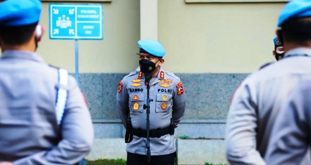 Foto: Kepala Divisi Profesi dan Pengamanan (Kadiv Propam) Polri Irjen Ferdy Sambo (dok. Div Propam Polri/dtc)