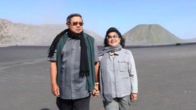 SBY dan Ani Yudoyono (Foto: Dok_Instagram)