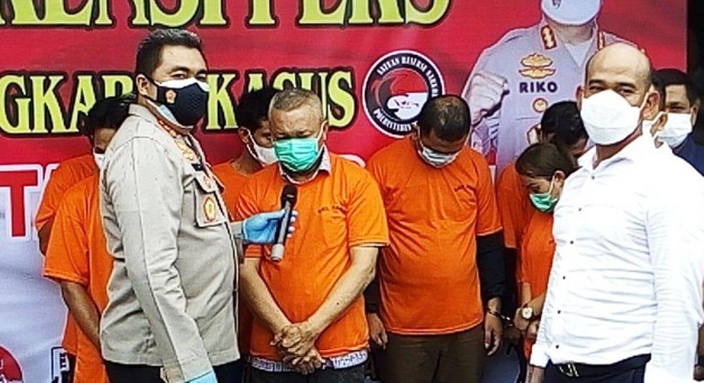 Sekda Nias Utara Digerebek Bareng Wanita di Medan. (Foto: dok_detikcom
