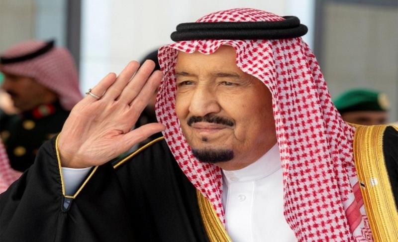 Raja Salman. (dok/istimewa)