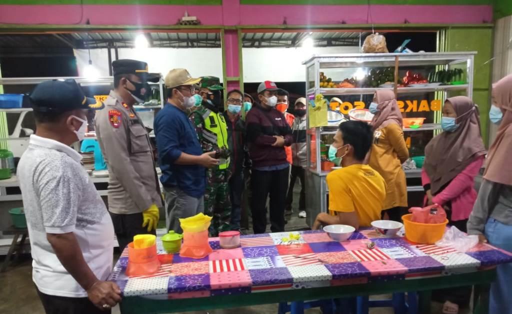 PPKM Mikro di Tapteng, Warung Tutup Mulai Pukul 20.00 WIB