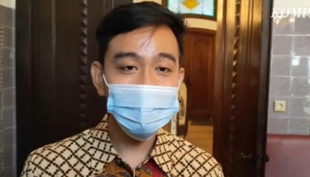 Wali Kota Solo Gibran Rakabuming Raka. (Foto: dok_istimewa)