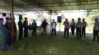 Satgas COVID-19 mendatangi tiga lokasi acara pesta-adat di Kabupaten Humbang Hasundutan (Humbahas), Sumatra Utara (Sumut) pada Rabu (21/7/2021) lalu. (dok/istimewa)