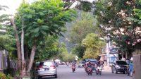 Suasana di Kota Sibolga.